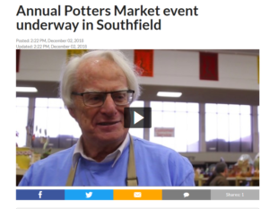 About the Show – Annual Potters Market